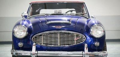 Austin-Healey 3000 MK II front view