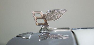Bentley S1 1959 emblem