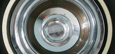 Bentley S1 1959 wheel