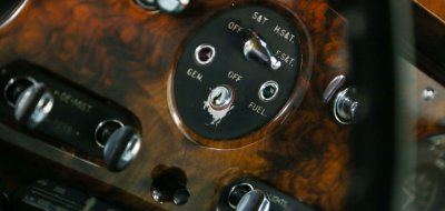 Bentley S1 1959 buttons