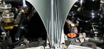 Bentley S1 1959 under the hood