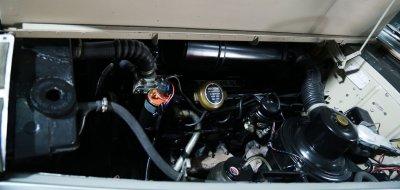 Bentley S1 1959 engine