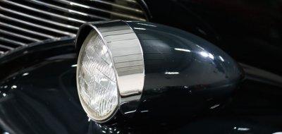 Chevrolet Deluxe 1937 headlight