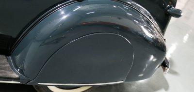 Chevrolet Deluxe 1937 wheel