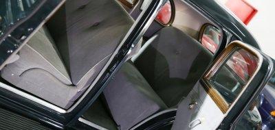 Chevrolet Deluxe 1937 interior