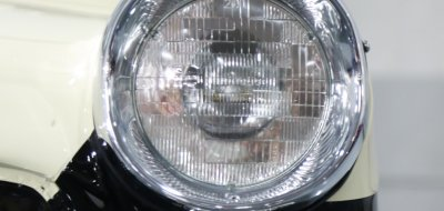 Triumph Herald 1965 headlight