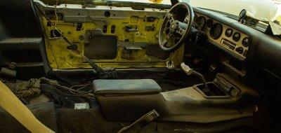 Pontiac Firebird 1974 - Restoration Project
