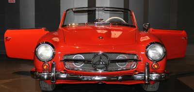 Mercedes Benz 190 1960 - Convertible