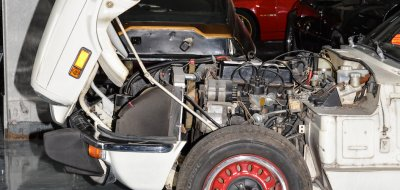 Triumph Spitfire 1978 - before restoration