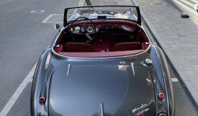 Austin Healey 3000 (BT6) 1961