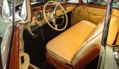 Oldsmobile 88 1956