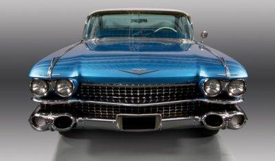Cadillac De Ville 1959