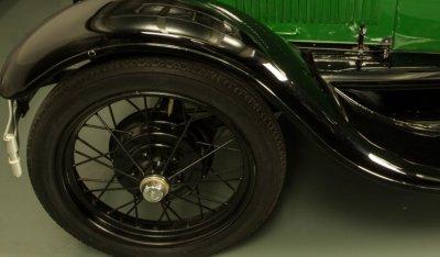 Ford Model A 1929 wheel