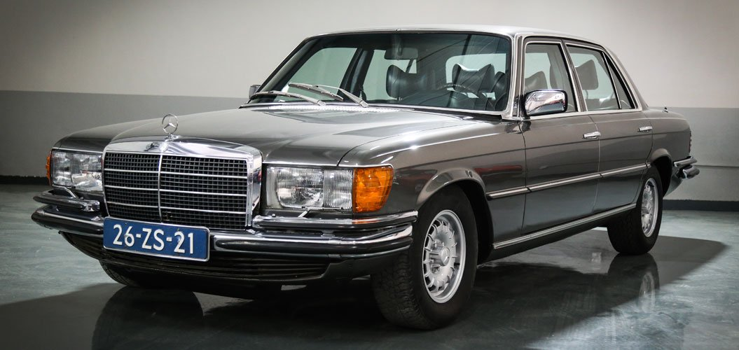 mercedes benz 450 sel 6 9 1976 classic cars in dubai uae. Black Bedroom Furniture Sets. Home Design Ideas