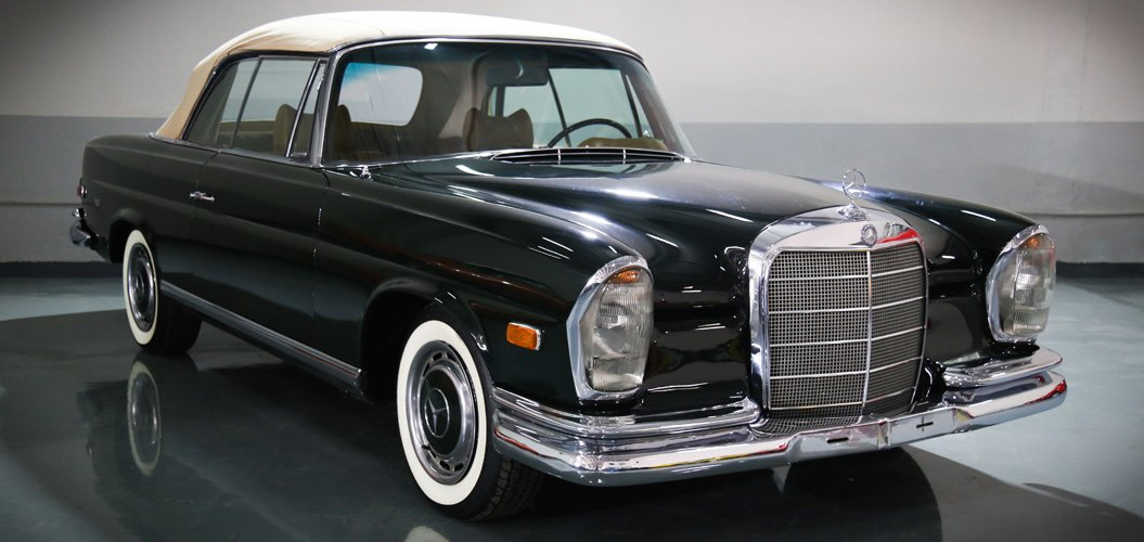 Mercedes benz 280se 1969 classic cars in dubai uae for 1969 mercedes benz 280se
